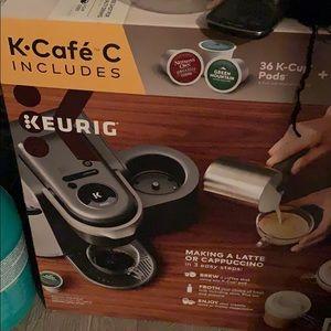 Keurig café